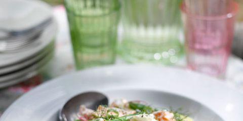 Food, Cuisine, Dishware, Serveware, Ingredient, Glass, Tableware, Liquid, Salad, Recipe,
