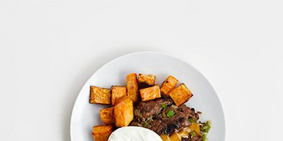 Cuisine, Food, Ingredient, Dish, Recipe, Dishware, Meal, Fast food, Vegetarian food, Comfort food,
