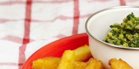Food, Yellow, Fried food, Deep frying, Dishware, Vegetable, Tableware, Dish, Light, Ingredient,