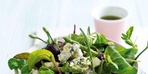 Serveware, Food, Dishware, Salad, Ingredient, Cuisine, Leaf vegetable, Tableware, Drink, Produce,