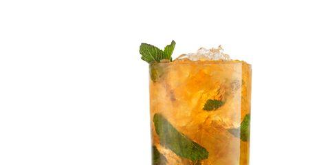 Liquid, Fluid, Drink, Glass, Leaf, Cocktail, Amber, Produce, Orange, Tableware,