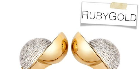Product, Yellow, Fashion accessory, Amber, Tan, Fashion, Natural material, Metal, Beige, Bridal accessory,