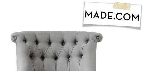 Red, White, Furniture, Style, Black, Armrest, Rectangle, Design, Futon pad, Outdoor furniture,
