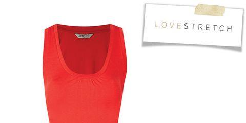 Red, Carmine, Coquelicot, Vest, Sleeveless shirt,