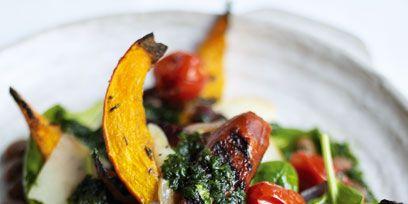 Food, Ingredient, Vegetable, Dishware, Produce, Leaf vegetable, Recipe, Garnish, Salad, Dish,