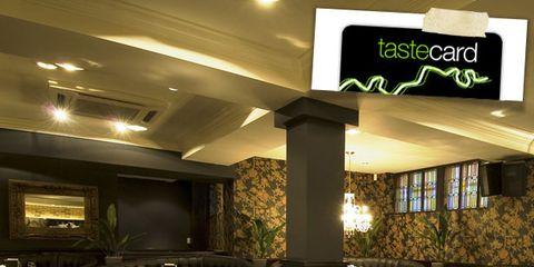 Lighting, Interior design, Furniture, Barware, Ceiling, Glass, Restaurant, Light fixture, Drinkware, Interior design,