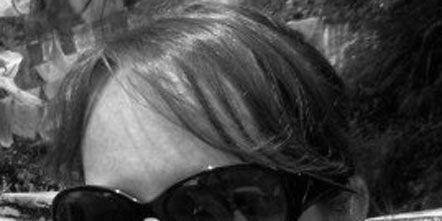 Eyewear, Glasses, Ear, Vision care, Lip, Hairstyle, Chin, Forehead, Eyebrow, Sunglasses,