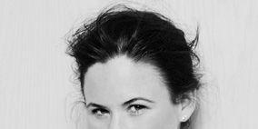 Ear, Lip, Hairstyle, Chin, Forehead, Eyebrow, Eyelash, Style, Jaw, Iris,