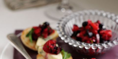 Food, Cuisine, Finger food, Ingredient, Dish, Dishware, Serveware, Canapé, Tableware, appetizer,