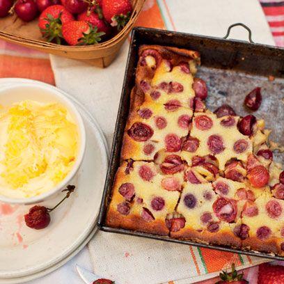 Dish, Food, Cuisine, Ingredient, Dessert, Produce, Comfort food, Recipe, Baked goods, Raspberry,