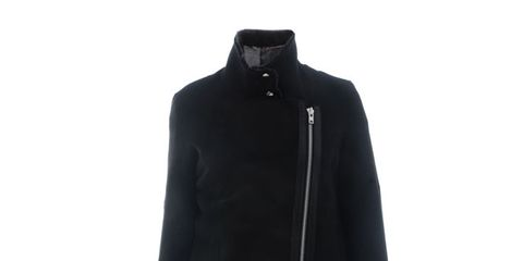 Coat, Sleeve, Collar, Textile, Outerwear, Jacket, Blazer, Natural material, Overcoat, Fashion design,