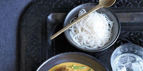 Food, Cuisine, Noodle, Soup, Ingredient, Dish, Recipe, Rice noodles, Lamian, Bowl,