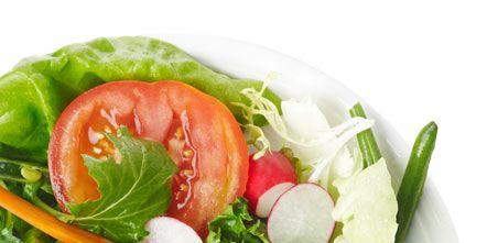 Food, Vegetable, Salad, Ingredient, Leaf vegetable, Produce, Garden salad, Vegan nutrition, Tomato, Natural foods,