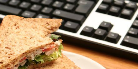 Food, Finger food, Sandwich, Cuisine, Electronic device, Office equipment, Laptop part, Meal, Plate, Dish,