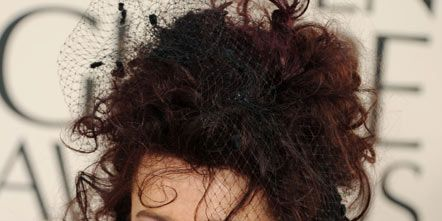 Hairstyle, Chin, Eyebrow, Style, Eyelash, Ringlet, Beauty, Makeover, Hair coloring, Eye liner,