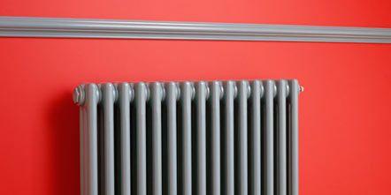 Line, Metal, Parallel, Automotive radiator part, Composite material, Gas, Steel, Coquelicot, Paint, Radiator,