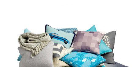 Blue, Textile, Throw pillow, Pillow, Cushion, Teal, Turquoise, Aqua, Azure, Electric blue,