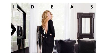 Room, Interior design, Furniture, Style, Dress, Couch, Lamp, Interior design, Pillow, Linens,
