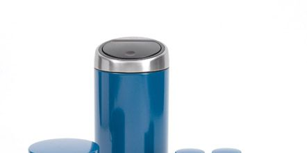 Blue, Aqua, Electric blue, Teal, Turquoise, Cobalt blue, Azure, Metal, Cylinder, Drinkware,