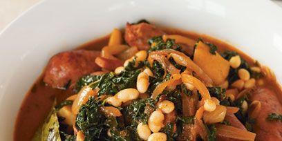 Food, Brown, Ingredient, Produce, Cuisine, Dish, Recipe, Bean, Meat, Leaf vegetable,
