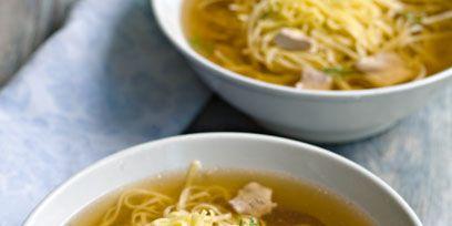 Food, Cuisine, Soup, Dish, Ingredient, Recipe, Noodle soup, Noodle, Staple food, Produce,