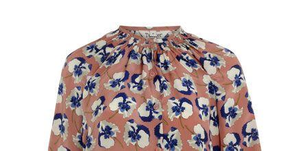 Brown, Sleeve, Textile, Pattern, Orange, Fashion, Sweater, Peach, Wool, Pattern,