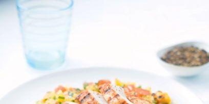 Food, Dishware, Tableware, Ingredient, Cuisine, Plate, Serveware, Dish, Meat, Meal,