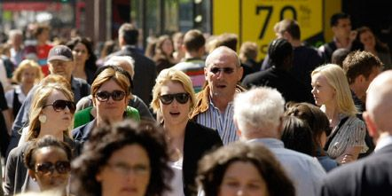 Eyewear, Face, Head, Glasses, Nose, Human, Crowd, Vision care, People, Social group,