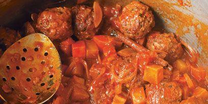 Food, Ingredient, Cuisine, Dish, Stew, Kitchen utensil, Meat, Cooking, Recipe, Strawberry,