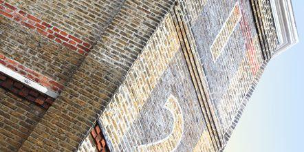 Line, Brick, World, Parallel, Brickwork, Rectangle, Building material, Mosaic,