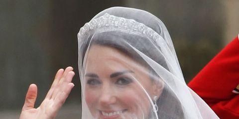 Veil, Bridal veil, Bridal accessory, Bride, Fashion accessory, Tradition, Hand, Headpiece, Wedding dress, Headgear,