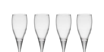 Glass, Drinkware, Stemware, Barware, White, Tableware, Black-and-white, Champagne stemware, Serveware, Transparent material,
