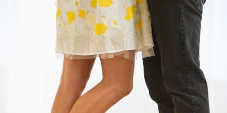 Leg, Brown, Human leg, Shoe, Joint, Denim, Jeans, Flooring, Style, Floor,