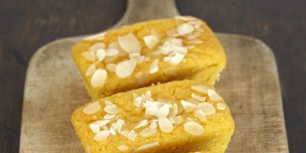 Food, Yellow, Cuisine, Finger food, Ingredient, Recipe, Baked goods, Dish, Confectionery, Dessert,