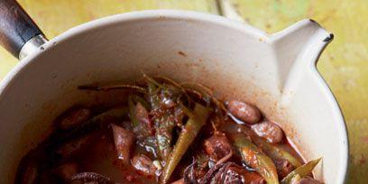 Food, Ingredient, Bowl, Bean, Recipe, Kidney beans, Common bean, Produce, Cooking, Serveware,