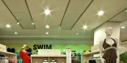 Retail, Ceiling, Floor, Interior design, Shelf, Light fixture, Display case, Outlet store, Trade, Boutique,