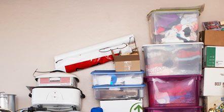 Plastic, Baggage, Box, Wire, Shelf,