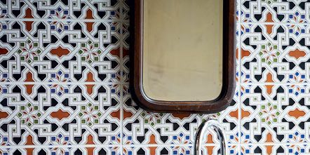 Patterned Tiles From Fired Earth Zvonkoinfo