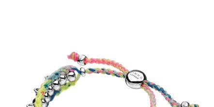 Jewellery, Pink, Fashion accessory, Magenta, Body jewelry, Aqua, Bracelet, Natural material, Jewelry making, Lavender,