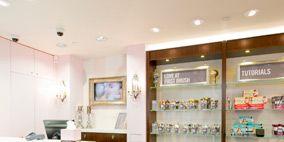 Product, Floor, Interior design, Flooring, Glass, Room, Ceiling, Wood flooring, Interior design, Countertop,