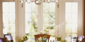 Serveware, Dishware, Room, Interior design, Table, Furniture, White, Dining room, Porcelain, Interior design,