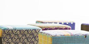 Rectangle, Teal, Natural material, Futon, Futon pad,