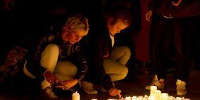 People, Ceremony, Interior design, Candle, Ritual, Party, Decoration, Vigil, Wax,