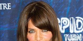 Hair, Lip, Mouth, Cheek, Brown, Hairstyle, Skin, Chin, Forehead, Eyebrow,