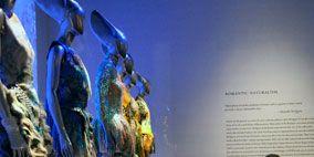 Standing, World, Tourist attraction, Sculpture, Statue, Museum, Trophy, Exhibition, Woodwind instrument,