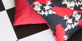 Textile, Red, Carmine, Flag, Cushion, Pillow,