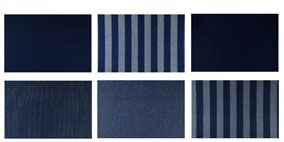 Blue, Colorfulness, Pattern, Line, Electric blue, Azure, Parallel, Rectangle, Cobalt blue, Tints and shades,