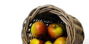 Food, Fruit, Produce, Natural foods, Local food, Vegan nutrition, Whole food, Ingredient, Apple, Peach,