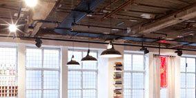 Room, Interior design, Textile, Furniture, Ceiling, Light fixture, Fixture, Interior design, Beam, Hall,