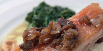 Cuisine, Food, Ingredient, Meat, Dish, Recipe, Cooking, Seafood, Siu mei, Leaf vegetable,